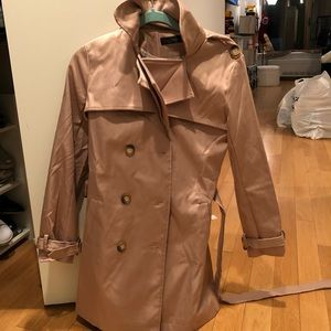 Zara Trench coat worn once